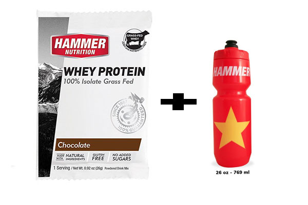 Hammer Whey Protein Isolate