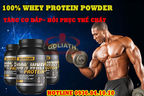 Goliath Labs Whey Protein - 2