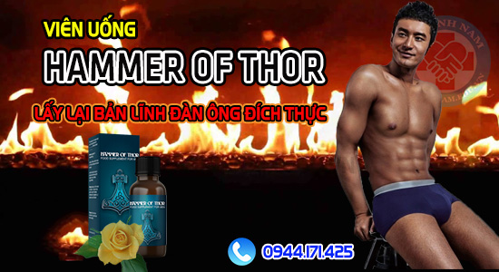 giot dưỡng hammer of thor 2