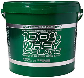 Scitec Nutrition 100% Whey Protein Isolate 4000 Gams